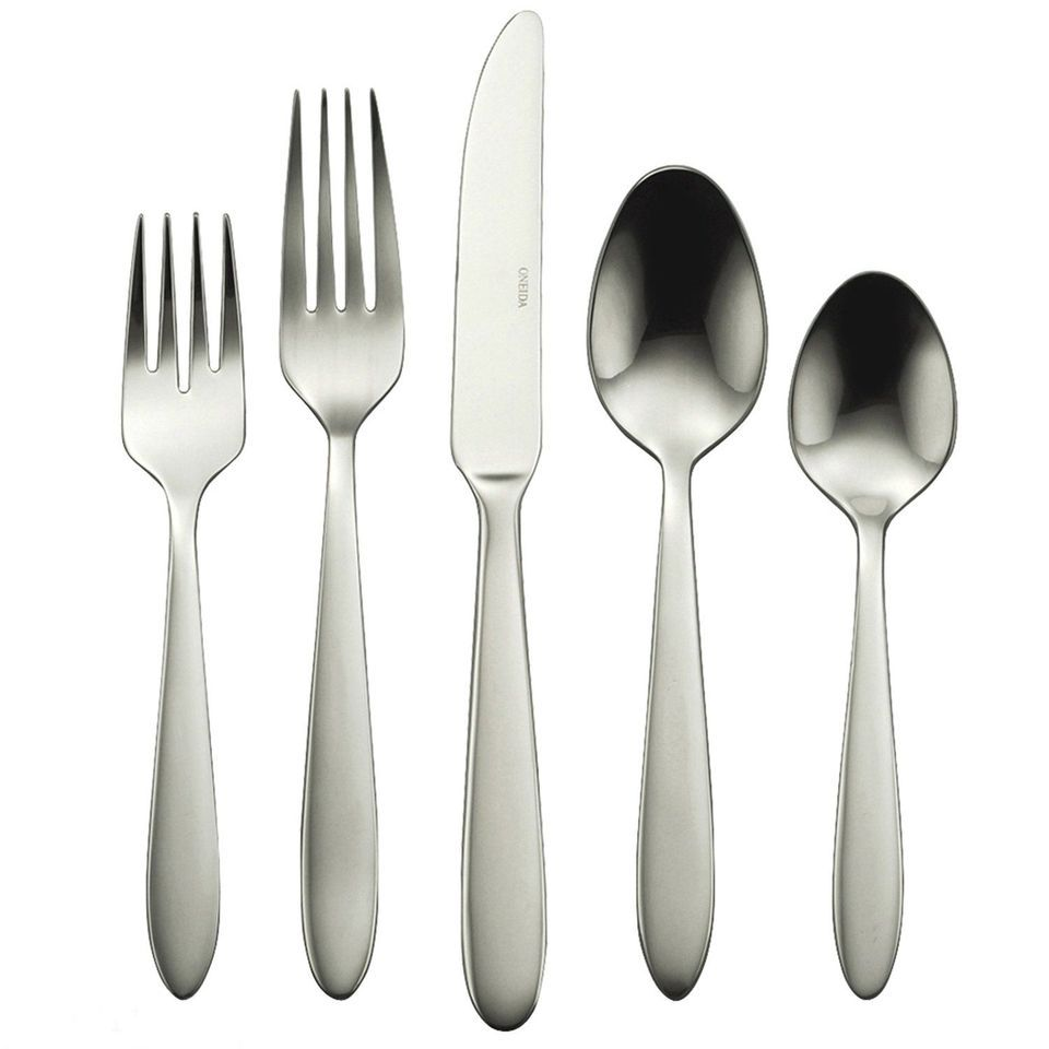 the 8 best flatware and silverware sets to buy in 2017. Black Bedroom Furniture Sets. Home Design Ideas