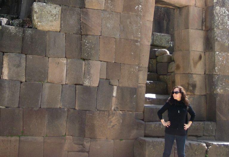 Vilcashuamán en Ayacucho