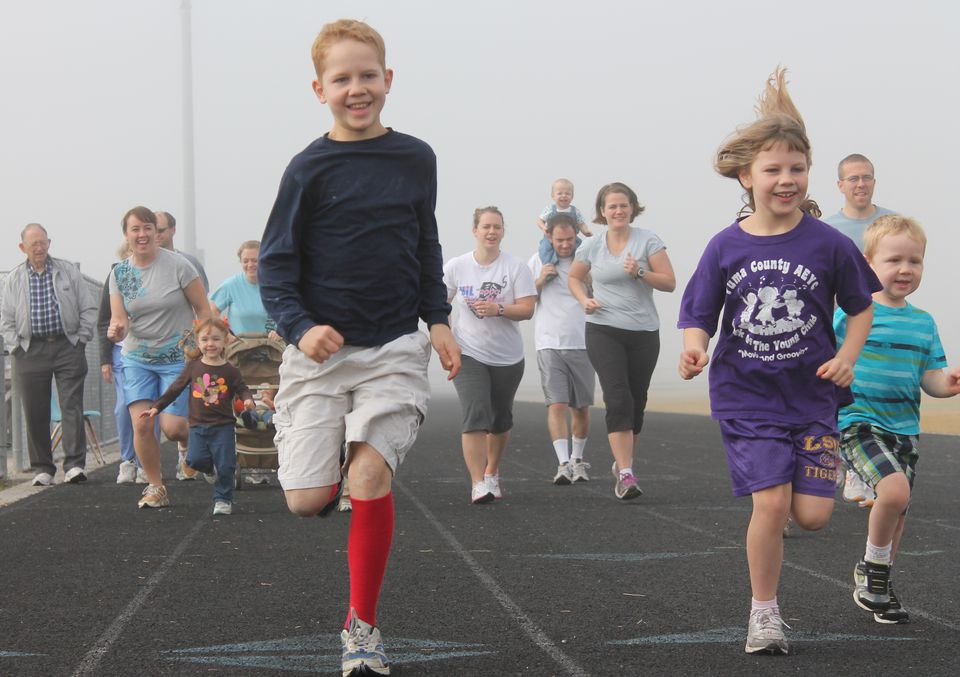 Why not make family fitness a Thanksgiving tradition with an annual Turkey Trot?