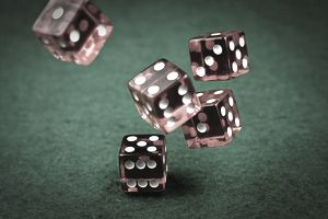 Risk measurement draws insights from games of chance.