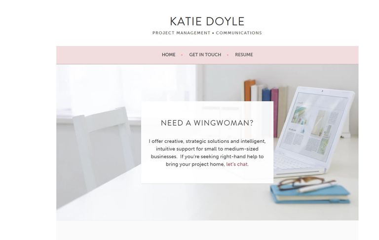 katie doyle website