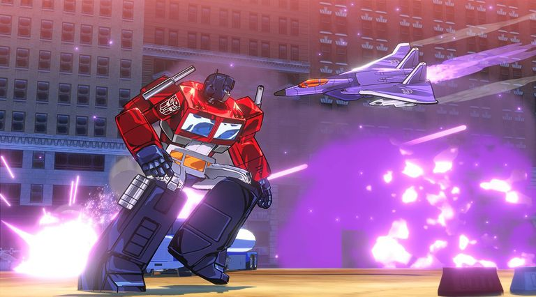 Transformers Devastation screen 1
