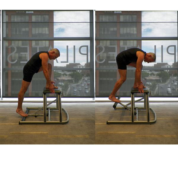 10 Moves On The Pilates Chair