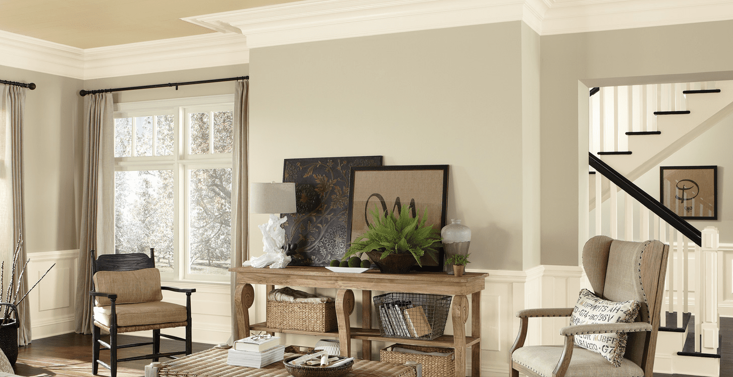 neutral colored living rooms. Why Greige Could be the Best Neutral Color Ever Colors for Living Room
