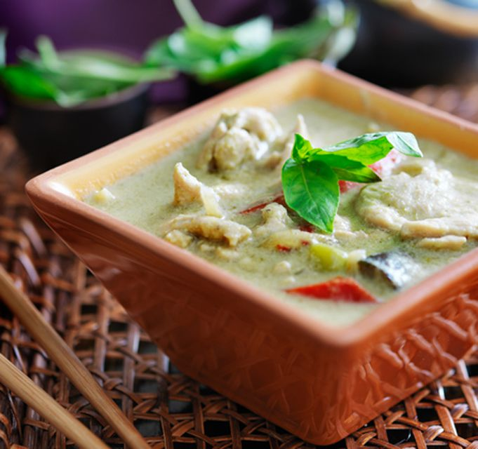 Classic Thai Green Curry, Best Ever!