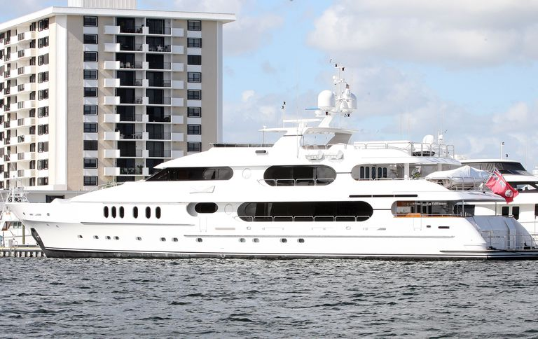 Tiger Woods\' Yacht: Name, Price, Size and Other Details