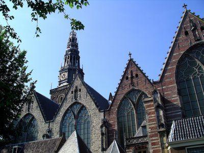 Amsterdam's Oude Kerk
