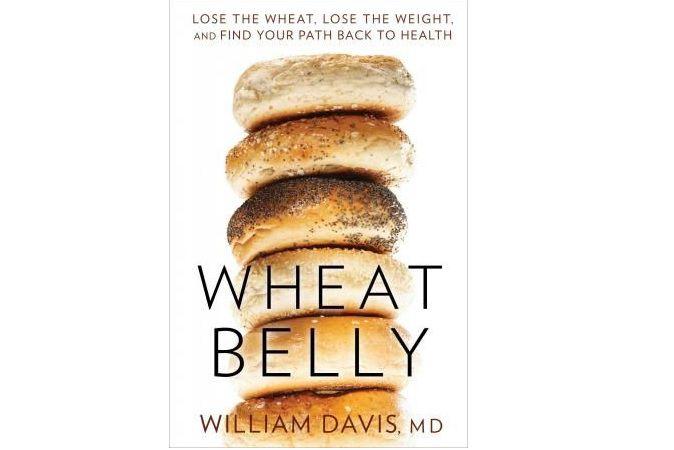Wheat Belly book by William Davis