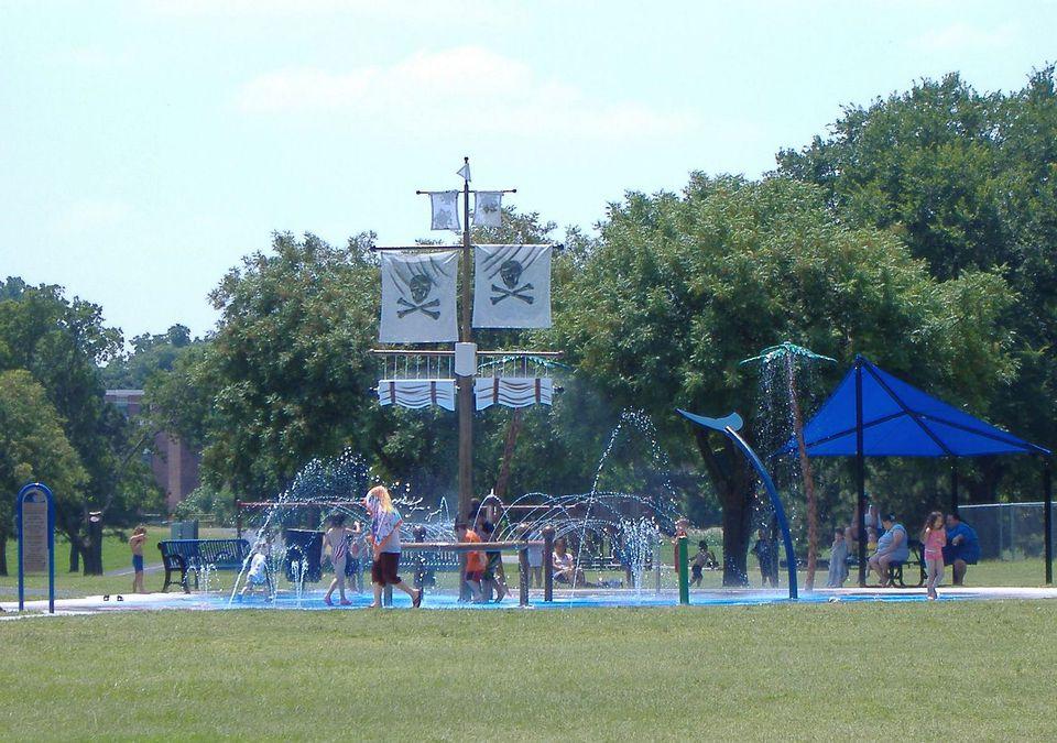 OKC Spraygrounds Are Open Through Labor Day