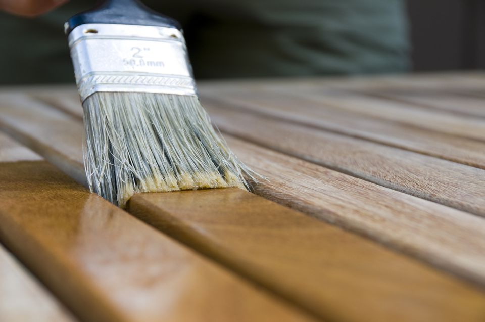 how to remove finish from wood