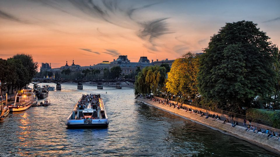 The Seine River is historic, magical, and a dream to visit and explore.