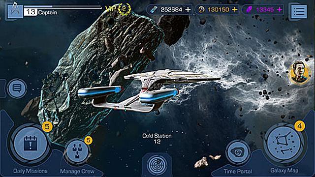 Ship combat in