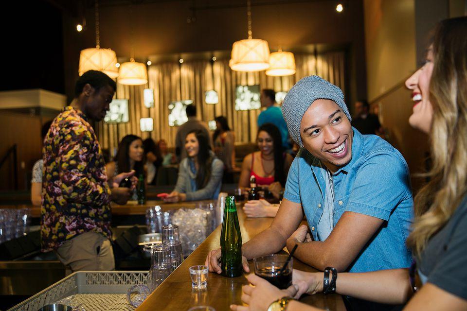 Drinking Age New York Restaurants