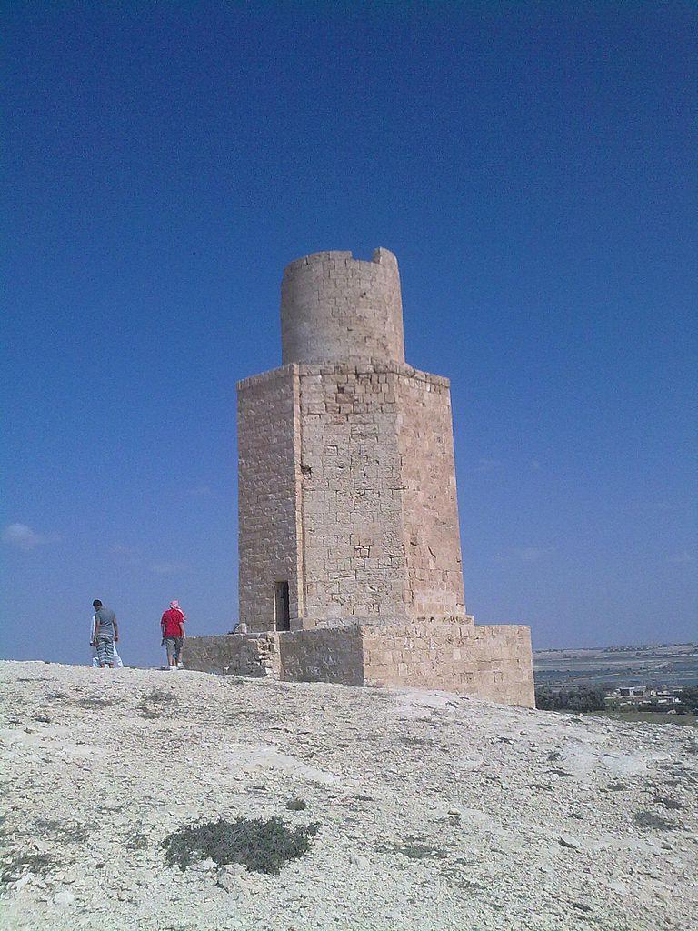 Abusir Tower - The Lighthouse of Taposiris Magna