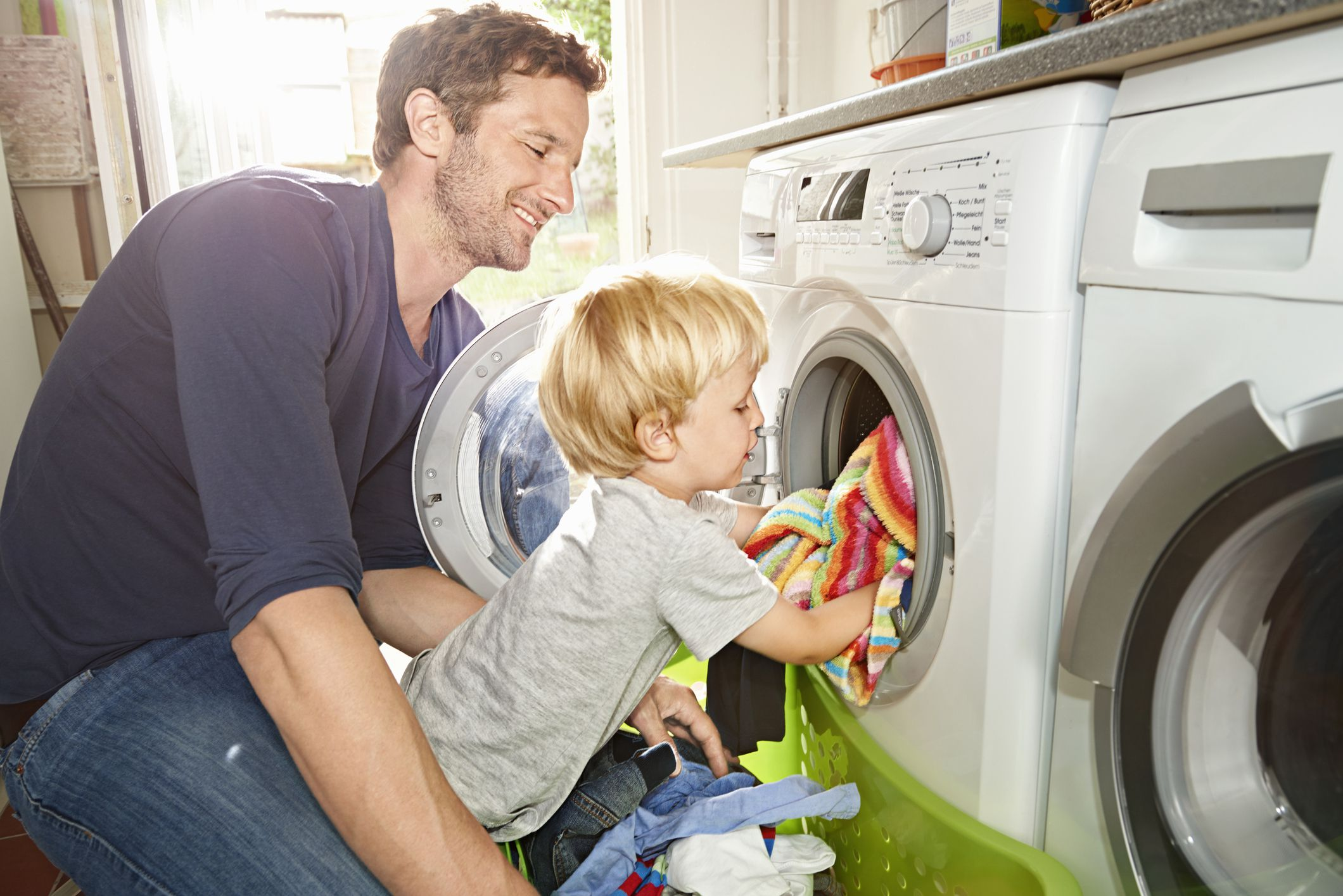 High Efficiency Vs Traditional Washing Machines