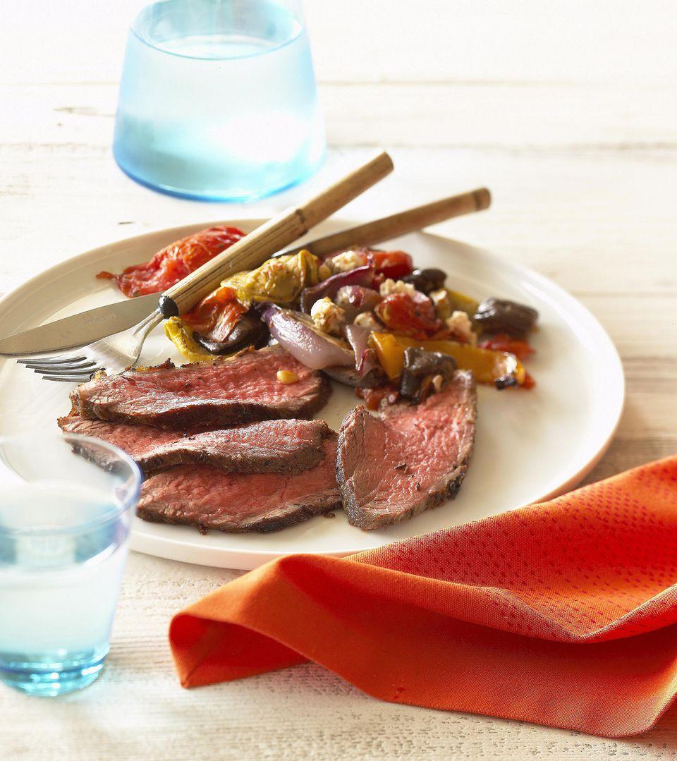 Simple Grilled Tri-Tip Steak