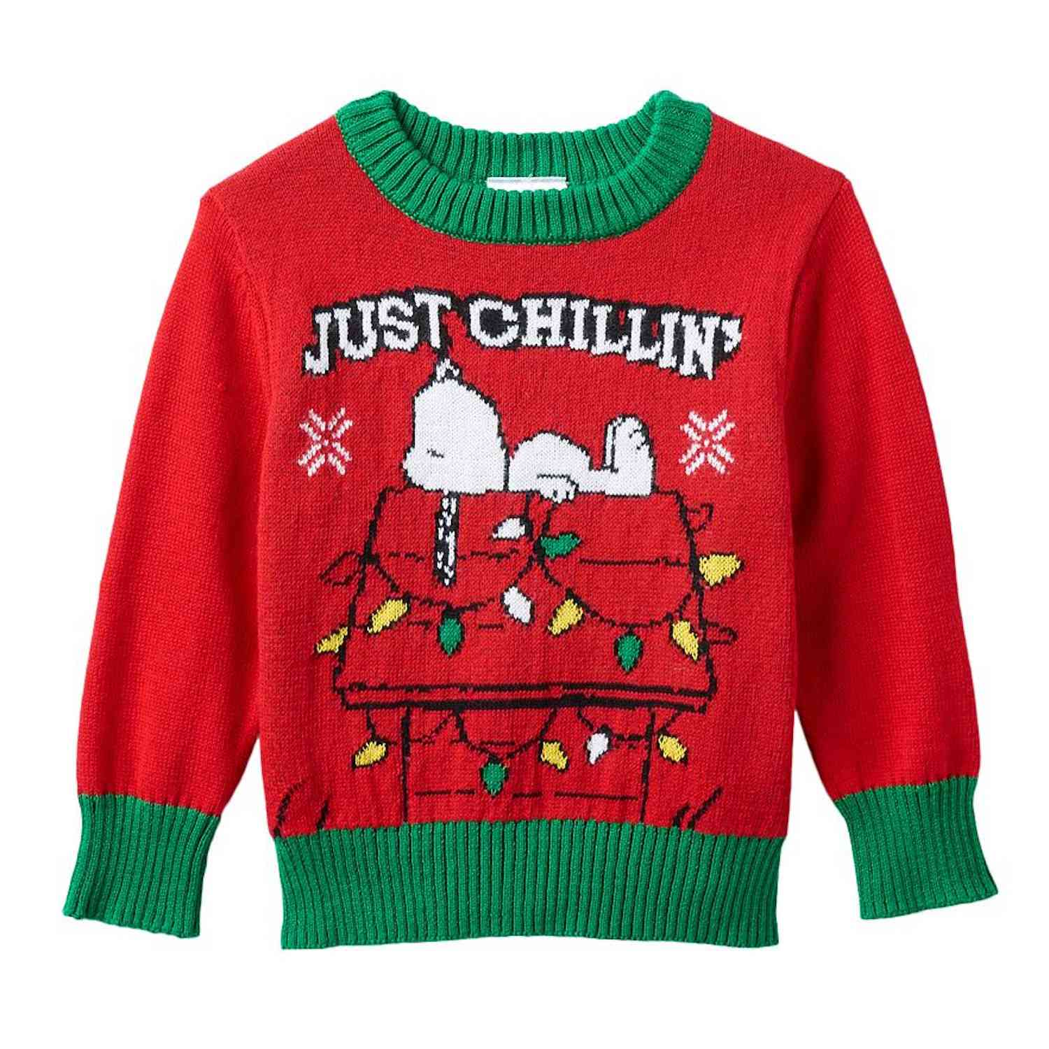13 Cutest Ugly Christmas Sweaters for Babies