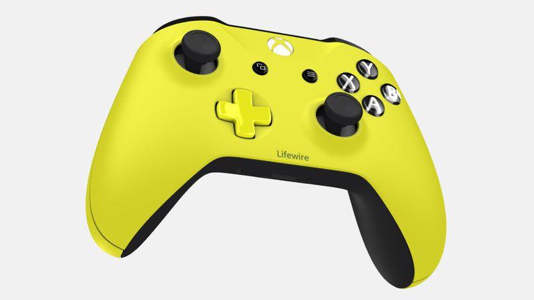 A Custom Xbox One Controller