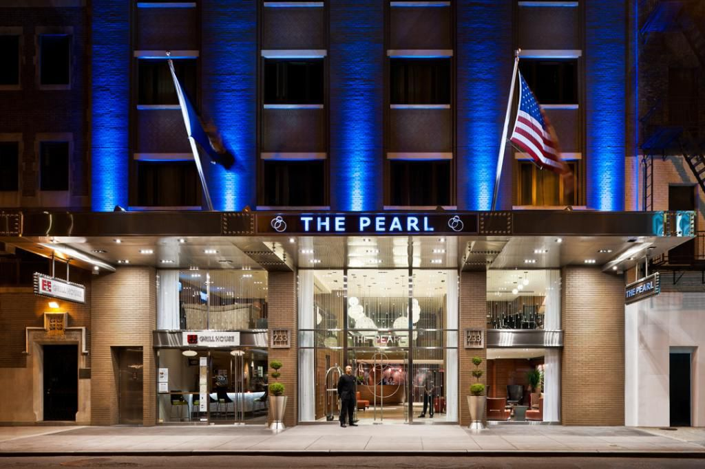 Boutique hotels in new york city for Best small hotels in nyc