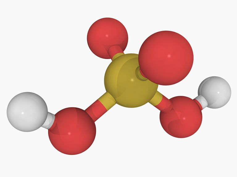 Sulfuric acid is an example of a common polyprotic acid.