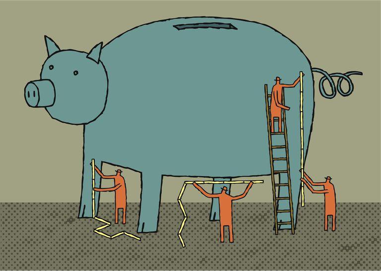 Measuring Piggy