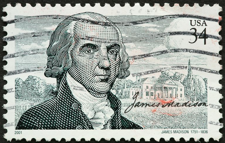 James Madison Printables
