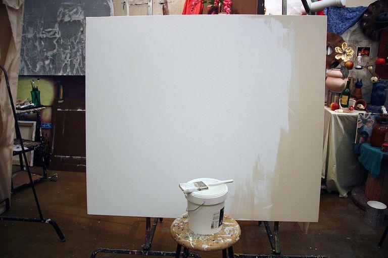 Materiales para pintar al leo - Pintar en lienzo para principiantes ...