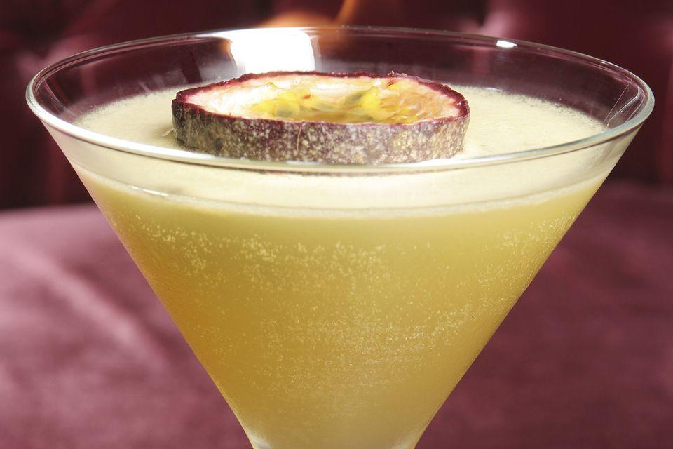 Lotus Blossom Cocktail