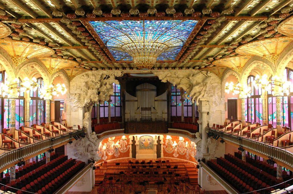 La Palau de la Musica Catalana