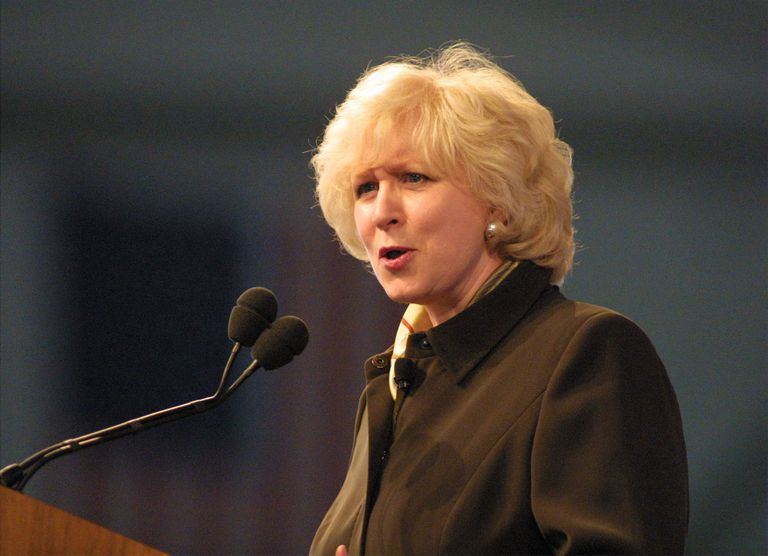Kim Campbell, Prime Minister of Canada 1993