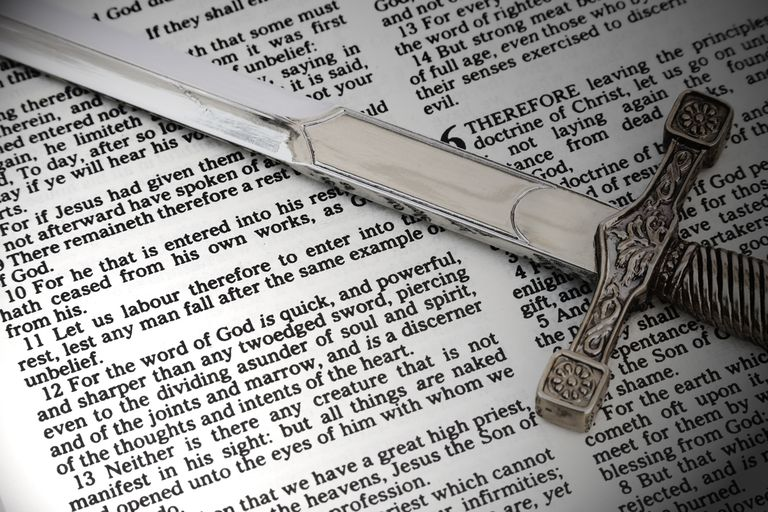 Book of Hebrews Two-Edged Sword