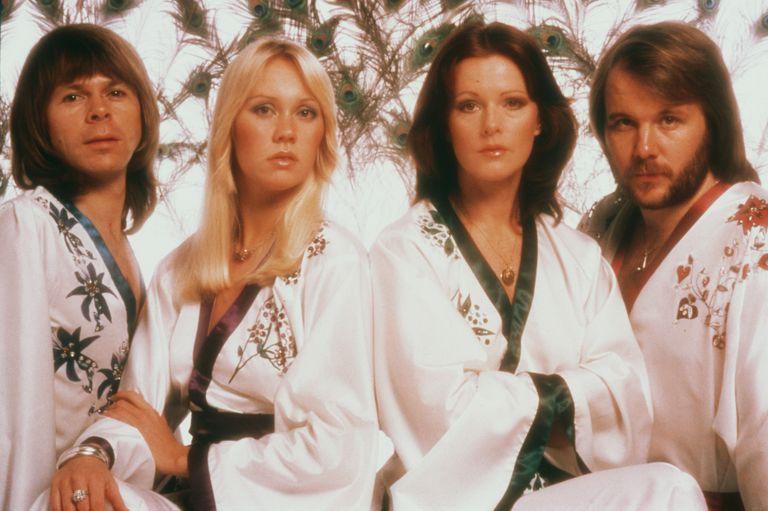 Swedish pop group ABBA