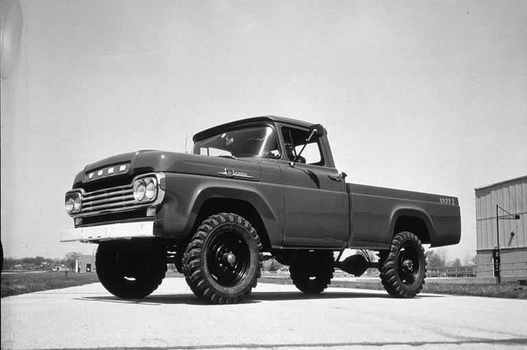 pictures of classic ford trucks. Black Bedroom Furniture Sets. Home Design Ideas