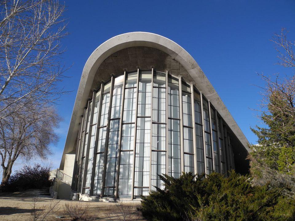 Fleischmann Planetarium and Science Center, University of Nevada, Reno.