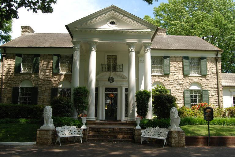 Presley Homes Floor Plans: A Look At Graceland Mansion, Home Of The King