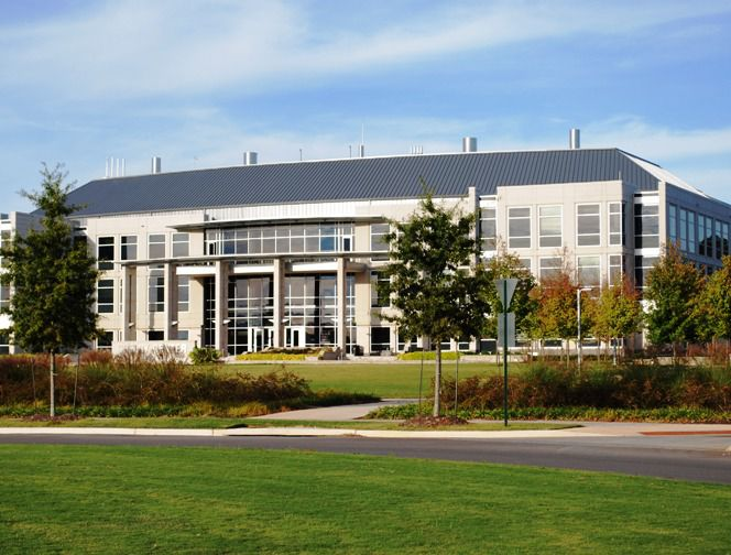 University of Alabama in Huntsville Shelby Center for Science and Technology