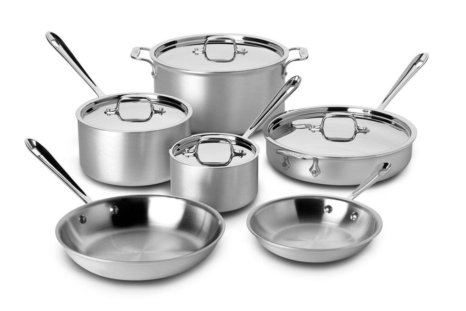 All-Clad MC2 Cookware