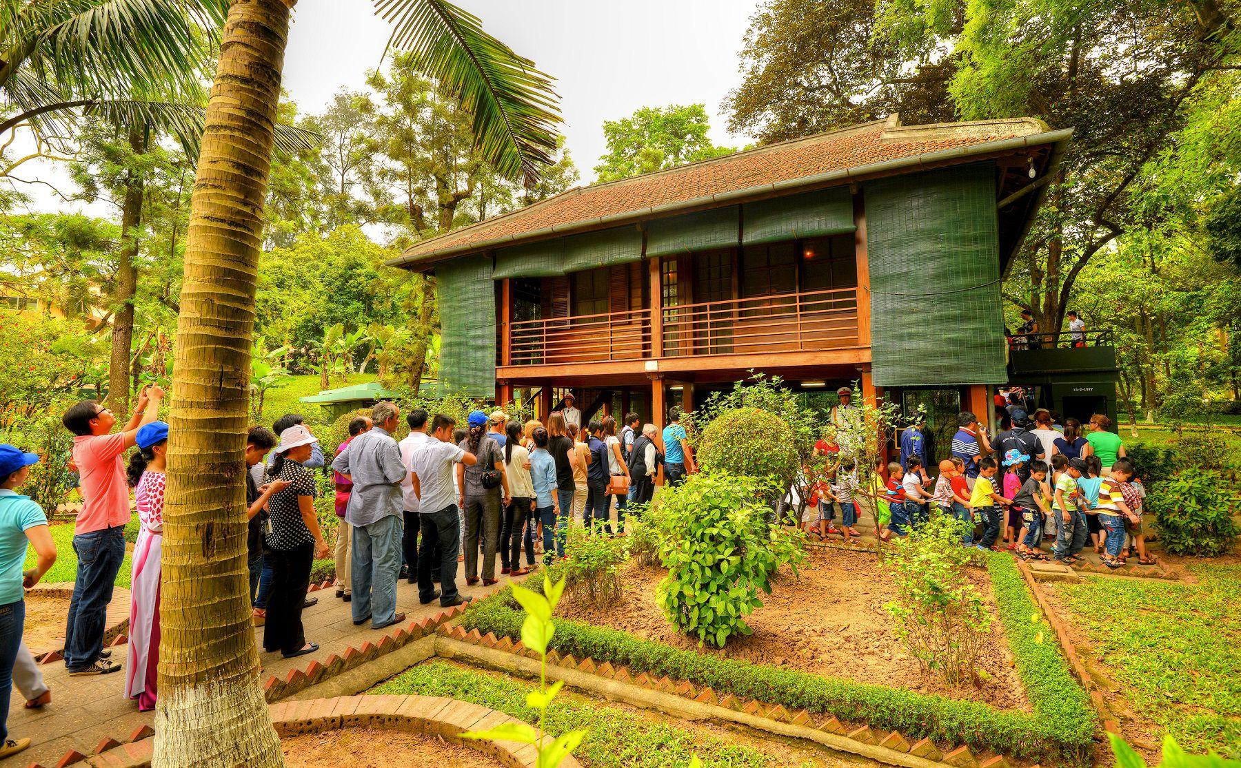 Why You Should Visit Ho Chi Minh's Stilt House in Vietnam