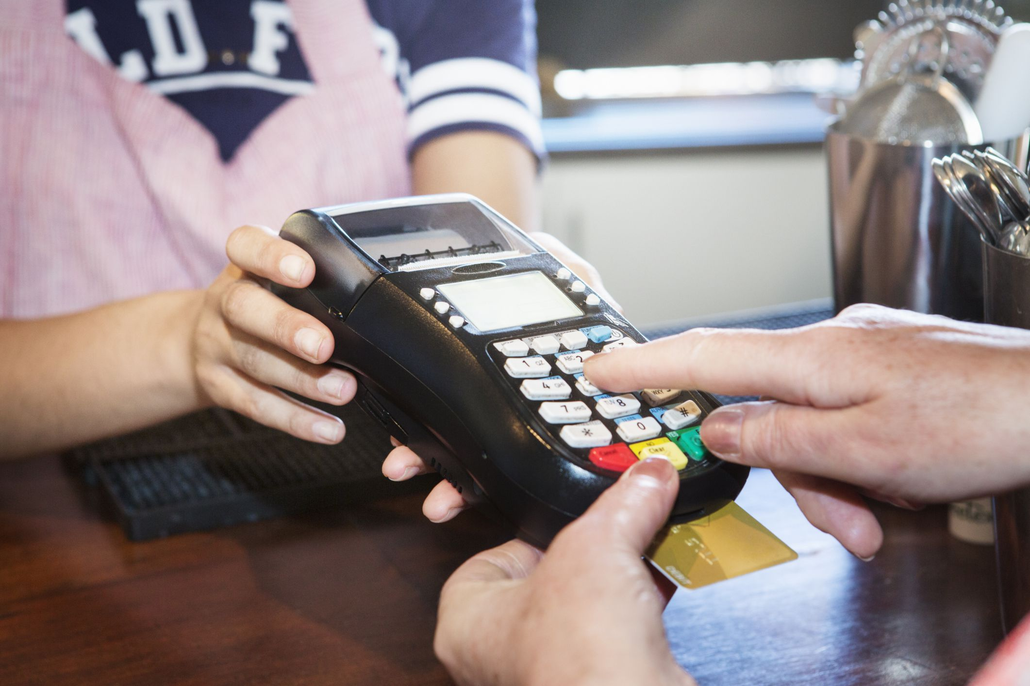 debit card minimums merchant rules and rights