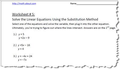 Reciprocal Reading Worksheet Systems Of Equations By Substitution Worksheets Graphing Quadratics Review Worksheet Answers Word with Absolute Value Inequalities Worksheet With Answers Pdf Substition Method Worksheet  Of  Mitosis Stages Worksheet Excel