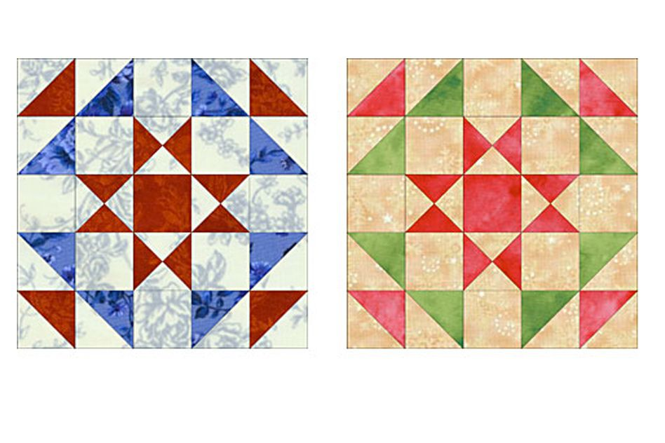 Handy Andy Quilt Block Pattern