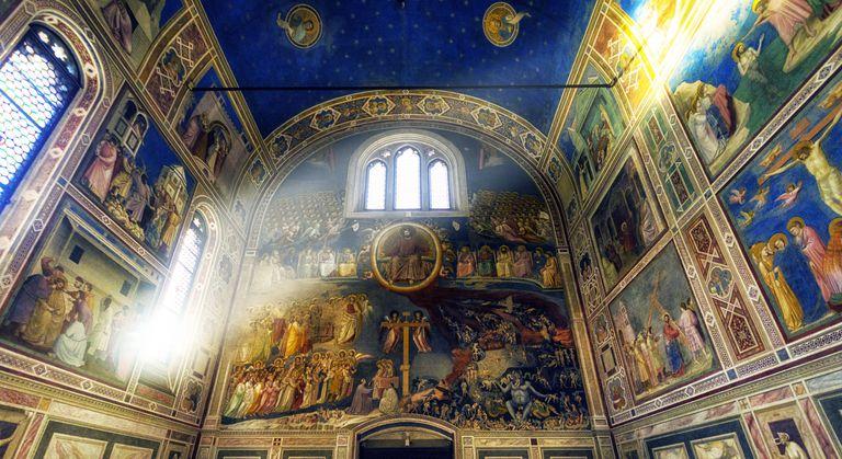 Cappella degli Scrovegni,