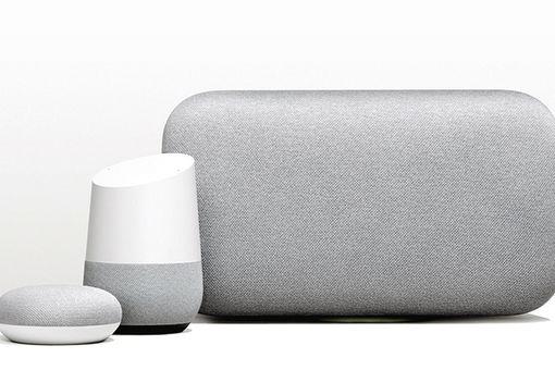 Google Home Smart Speaker Line