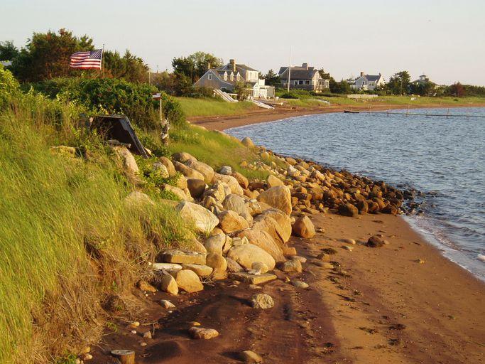 Suffolk County, Montauk in the summer