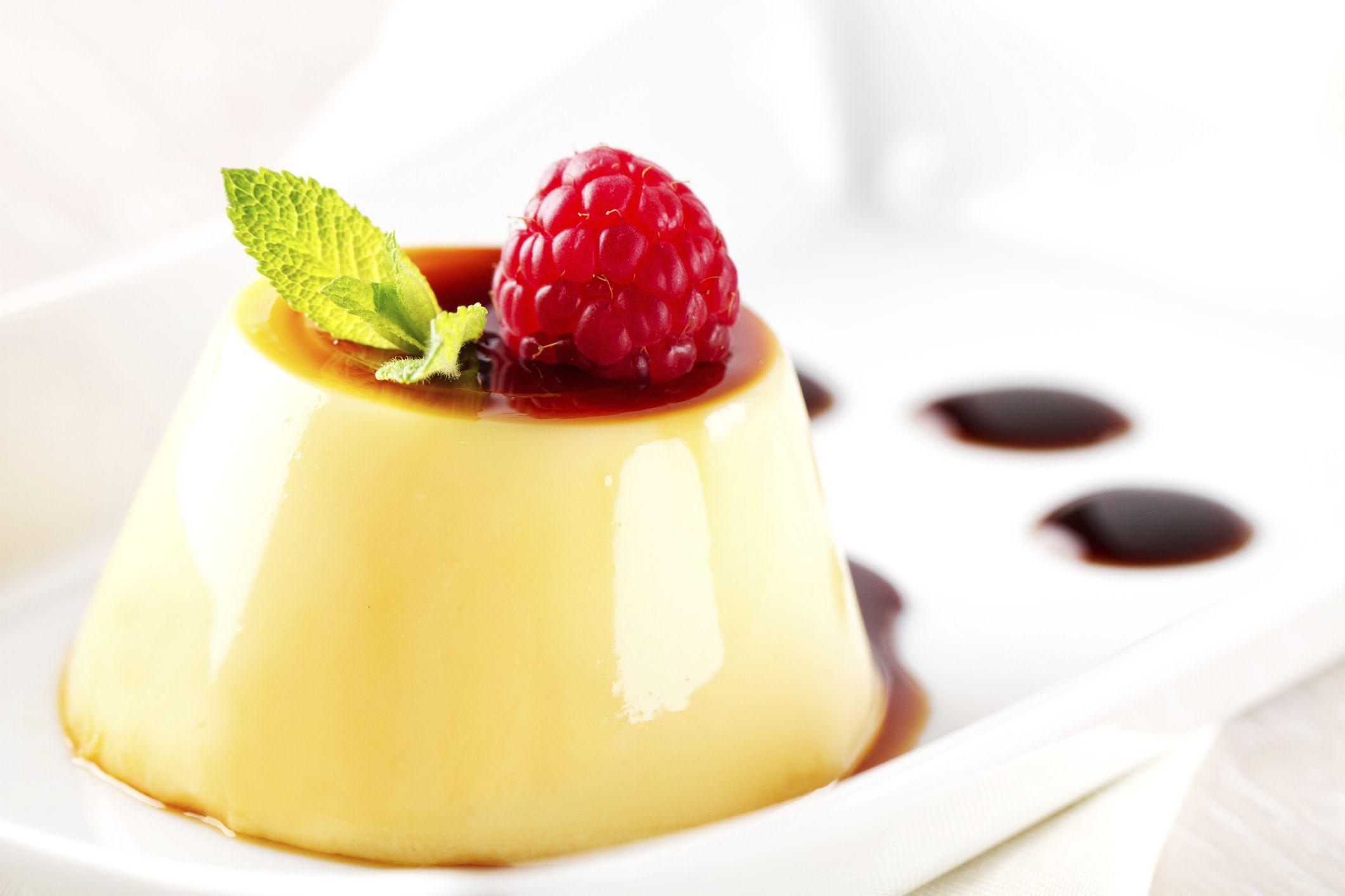 Рецепт десерт крем