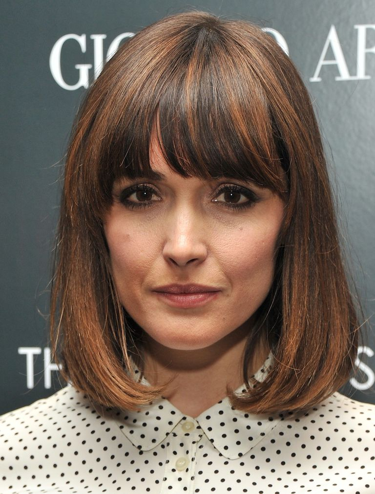 haircut with bangs bob hairstyles inspired by 9615