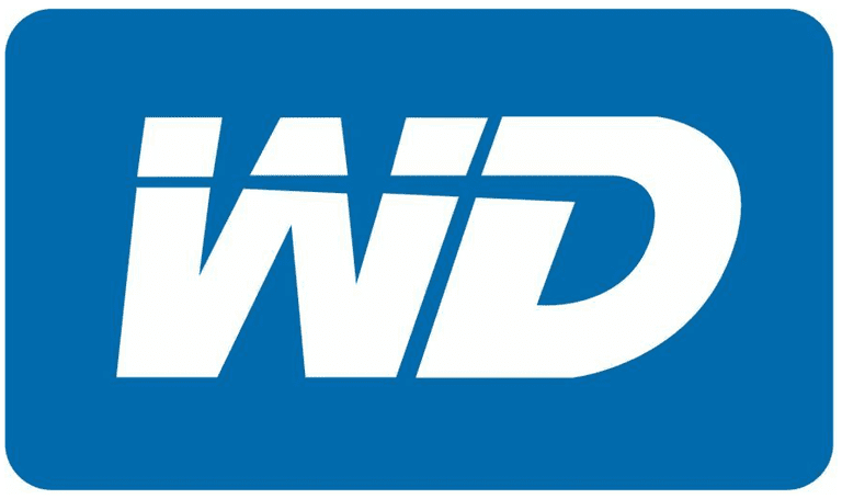 Picture of the Western Digital logo