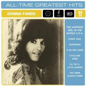 Donna Fargo - 'All-Time Greatest Hits'