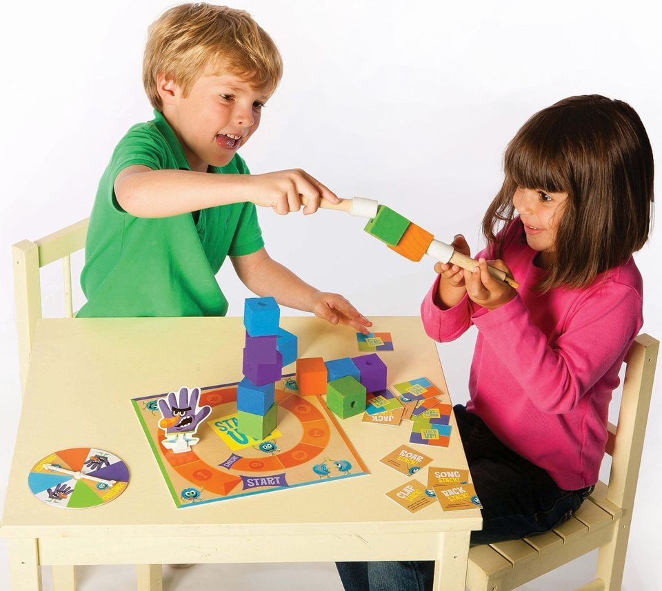 Teenagers Team Building Toys : Cooperative board games are fun team building activities
