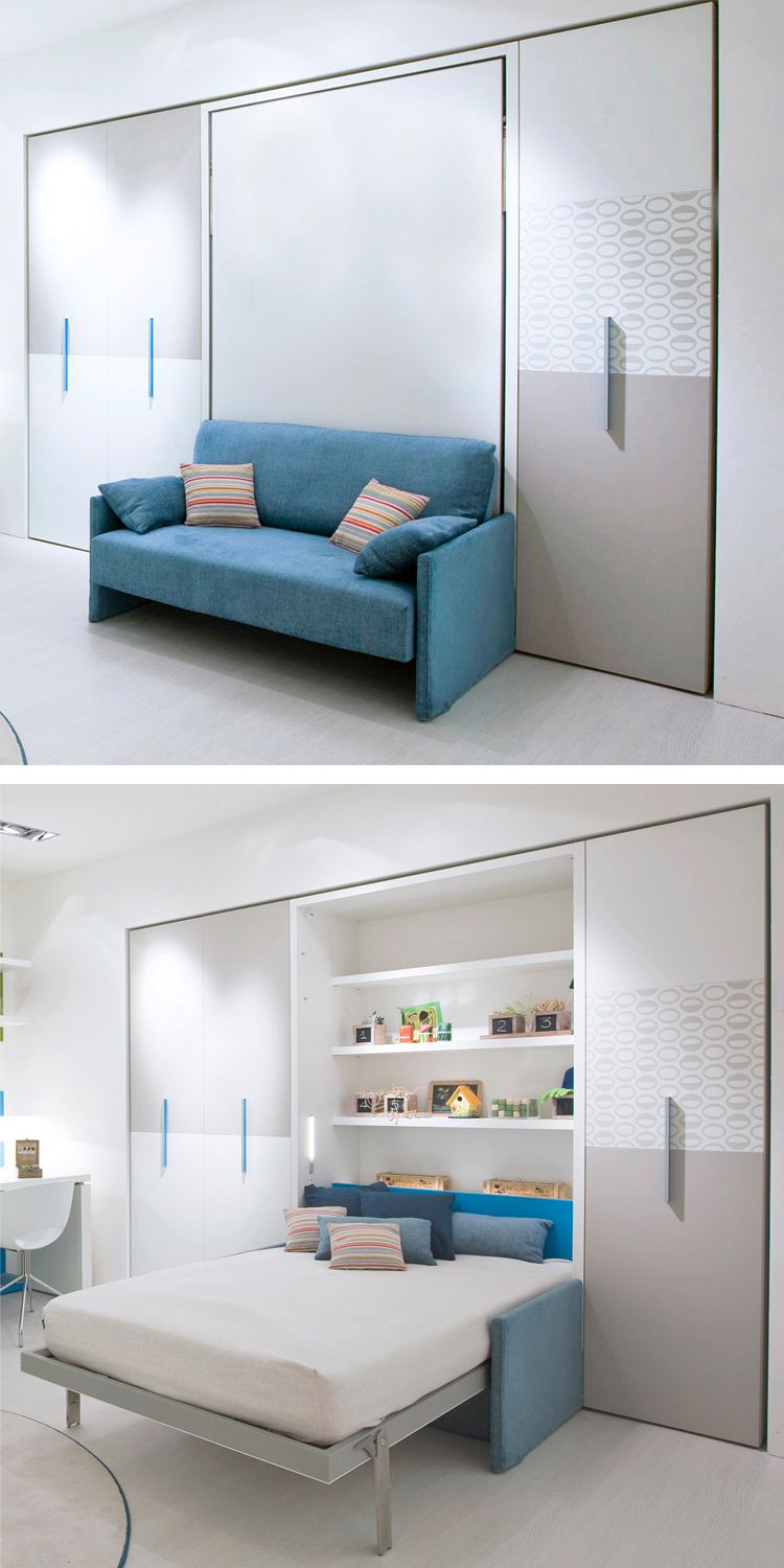 Murphy Beds For Small Spaces